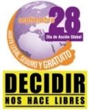 28 de septiembre: Día de acción global por el acceso al aborto legal, seguro y gratuito