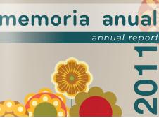 Memoria anual de actividades 2011 / Annual report 2011