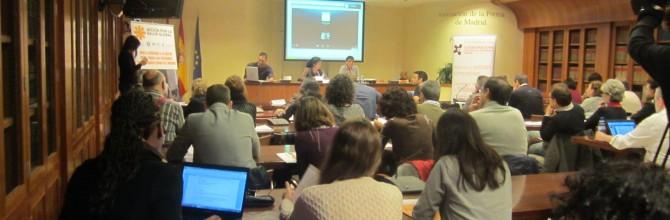 Jornada: nuevos desafíos para la cooperación y la cobertura sanitaria