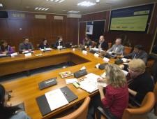 Los intergrupos analizan en Vitoria la agenda post-2015