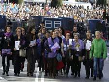 """En el """"tren de la libertad"""" hasta el Congreso"""