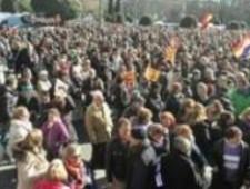 Marcha en Madrid: una respuesta contundente