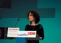 La FPFE recibe el Premio Ciutat dels Valors En Valencia