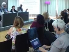 Encuentro de parlamentarios: la salud y los derechos sexuales y reproductivos se juegan su futuro