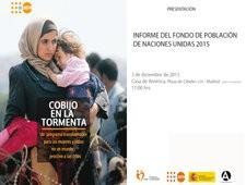 Se presenta en Madrid el informe UNFPA 2015 sobre la población mundial