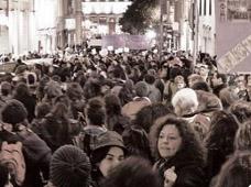 8 de marzo. Contra las violencias machistas