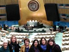 La Asociación de Cataluña y Baleares, en Naciones Unidas por los derechos de las mujeres