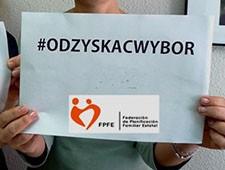 Solidaridad con las mujeres en Polonia