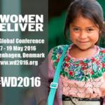 Women Deliver 2016 la mayor conferencia mundial sobre los derechos de las mujeres y la salud reproductiva