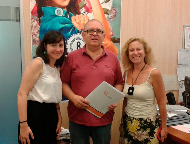 La FPFE se reune con el secretario general del Instituto Valenciano de la Juventud