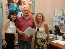 Con el Instituto Valenciano de la Juventud