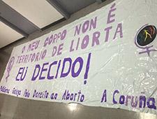 Agasex denuncia que siguen sin atenderse abortos terapéuticos en sanidad pública gallega