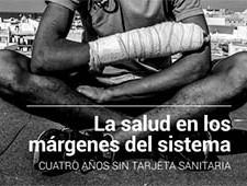 """""""Cuatro años sin sanidad universal"""". informe de REDER"""