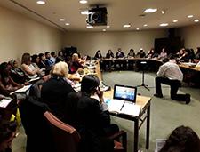 """La asociación catalana, en las sesiones de la ONU sobre la mujer: """"decepcionante resultado de la CSW"""""""