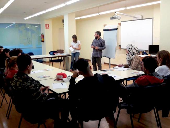 colaboración con Salud entre Culturas