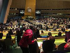 Concluye Comisión sobre Estado Social y Jurídico de la Mujer. La FPFE ha estado allí