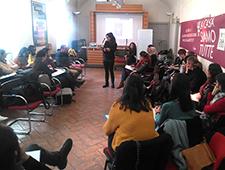Formación sobre violencia de género para atender a personas refugiadas y solicitantes de asilo