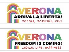 Por una Verona libre y unos Estados laicos
