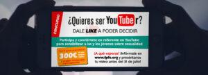 Concurso YouTubers Centro Joven de Atención a la Sexualidad