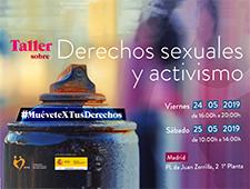 Participa en nuestro taller y conviértete en activista