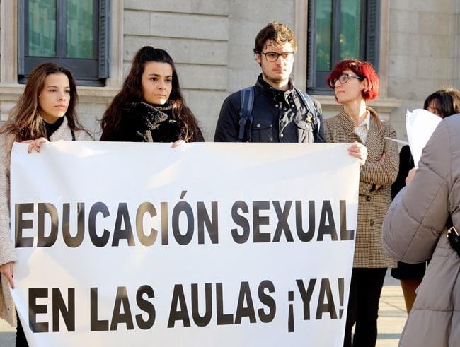carta abierta por la educación sexual