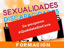 Aprende sobre sexualidades, discapacidades y diversidades en Albacete. ¡Inscríbete!