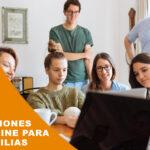 Hablamos de educación sexual: Sesiones online para familias