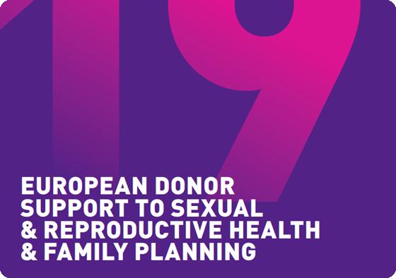 Análisis de las aportaciones europeas a la salud sexual y reproductiva 2019-2020. Countdown2030